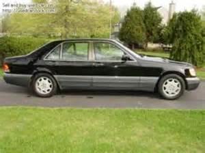 1995 S420 Mercedes 1995 Mercedes S420 Service Repair Manual 95