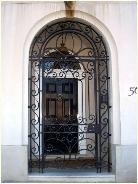 Sydney Security Doors by Penrith Wrought Iron Sydney Wide Creative Metalwork