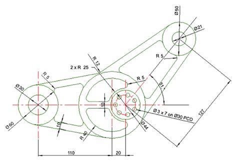 autocad tutorial drawing pdf turbocad mac 2d 3d training guides