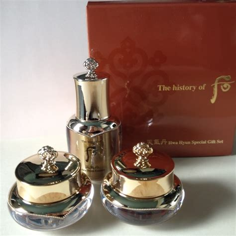The History Of Whoo Hwa Hyun Special Gift Set Sle Kit 3 Items 40 history of whoo other history of whoo hwa hyun special gift set from nana s closet on