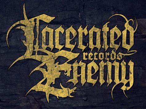Enemy Records Lacerated Enemy Records Image