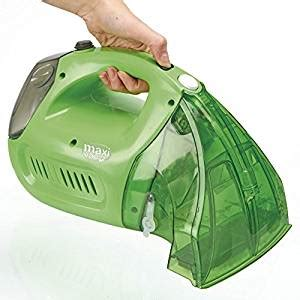 electric upholstery cleaner maxi vac portable electric handheld carpet floor rug and