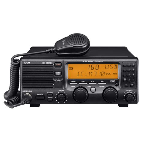 Icom M710 ic m710 products icom inc