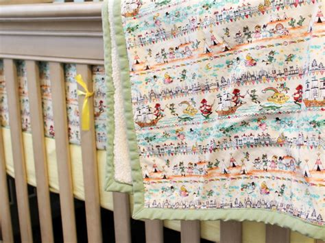 Peter Pan Baby Nursery Inspiration Nursery Inspiration Pan Crib Bedding