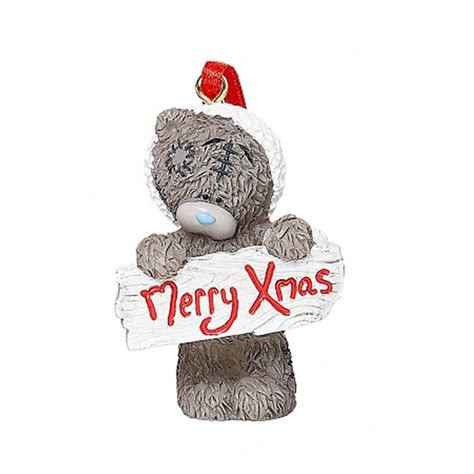 christmas me to you bears tree decorations 2016 ebay