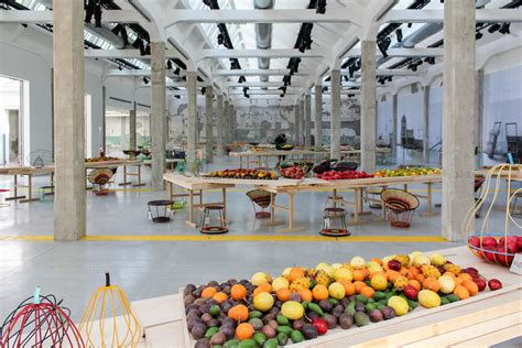 Milan Design Week Milan Design Week 2015 Marni Mercado De Paloquemao Cool