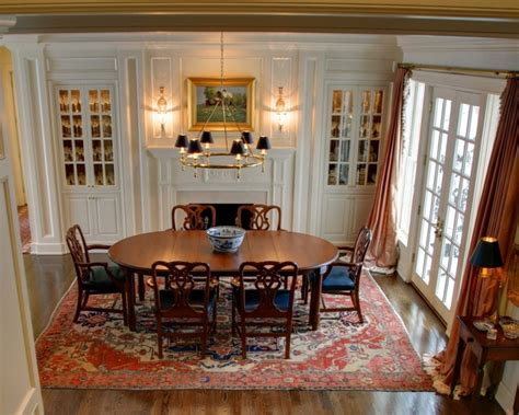 Georgian Dining Room by Georgian Dining Room Traditional Dining Room By