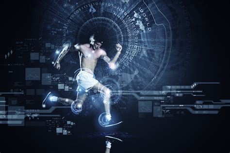 futuristic sports the future of enhancing sports performance