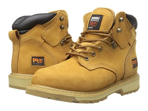 second hand timberland boat shoes timberland pro 6 quot pit boss soft toe zappos free