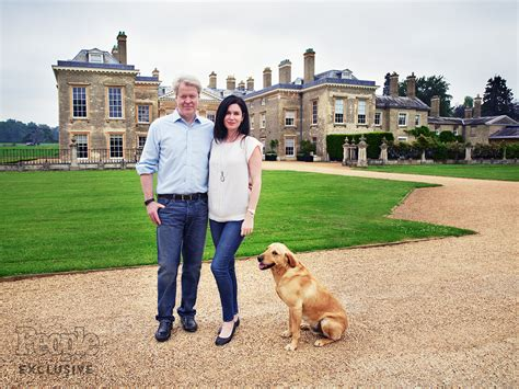 karen spencer countess spencer inside princess diana s childhood home with countess