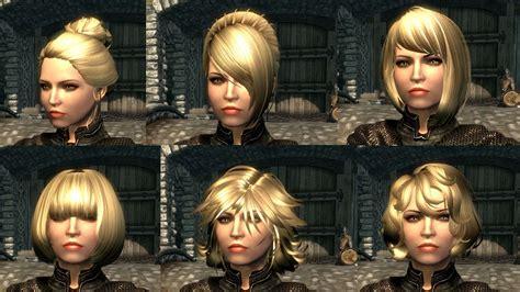 best hair mod for skyrim skyrim mod 女性用ヘアスタイル追加 coolsims hair pack 暇人のpcゲーム三昧日記