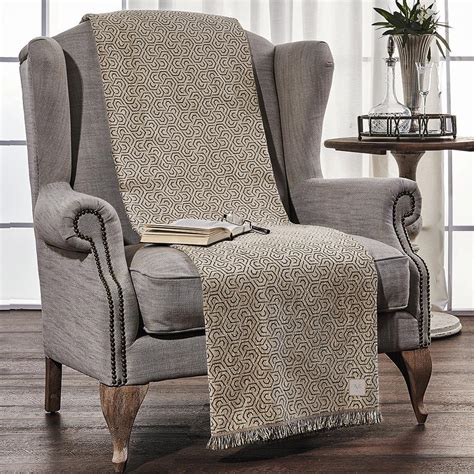 armchair throws v19 69 italia armchair throw 180x160cm alveare cream