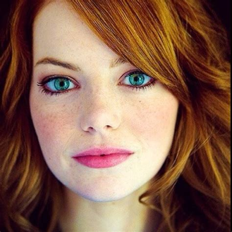emma stone big eyes emma stone has the prettiest blue eyes ever look into