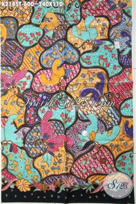 Kain Batik Tulis Bahan Katun Premium Jahit Buat Perempuan Cewek Permak 20 batik modern motif unik kwalitas mewah kain batik