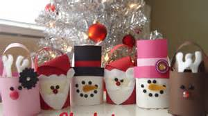 Covered Toilet Paper Holder christmas crafts for kids 15 toilet paper roll ideas