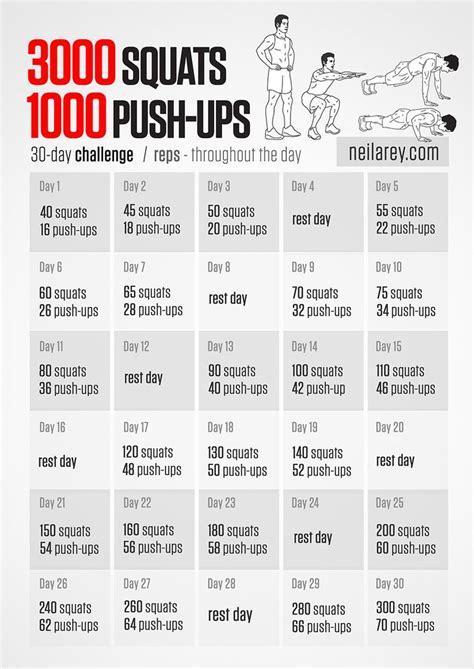 best 25 squat challenge ideas on 30 day squat