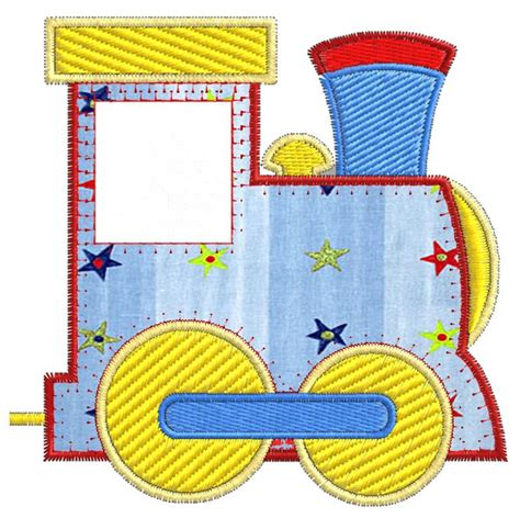 embroidery design train train applique machine embroidery designs ebay
