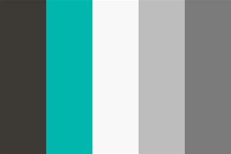 contemporary color scheme modern webdesign color palette