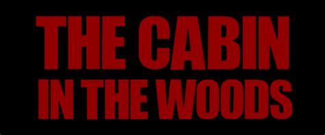 The Cabin In The Woods 1998 Index Galeria Titles C