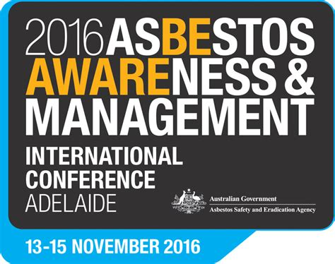 Mba Asbestos Awareness Canberra by Asbestos Awareness Management Conference Chemical Cleanout