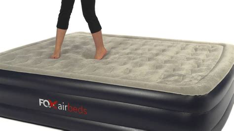 airmattress fox airbed best guest king air mattress with built in and remote