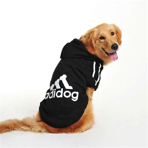 shirts for dogs large clothes winter pet clothing big coat hoodie apparel jacket 100 cotton