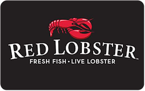 Gift Card Red Lobster - red lobster gift cards review buy discounted promotional offers gift cards no fee