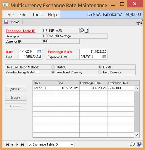 currency converter with date range multi currency procedures netsuite ms dynamics gp sl crm