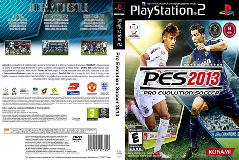 download game pes ps2 format iso pro evolution soccer 2013 game cover