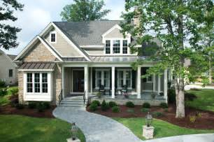 blt homes shook hill traditional exterior raleigh by tab