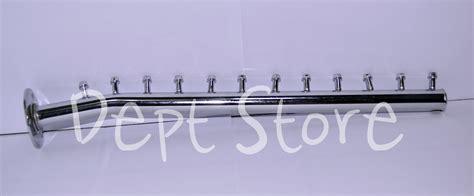 jual gantungan baju suling tempel tembok 12 titik paku hanger import dept store