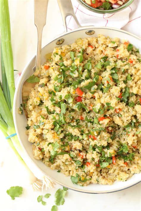 Mexican Quinoa Kitchen Simplicity mexican quinoa pilaf the harvest kitchen