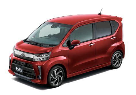 daihatsu updates the move its tiny jdm wagon