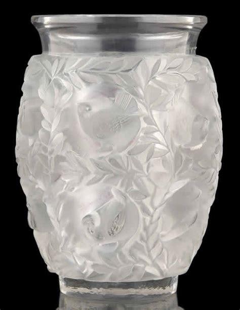 Lalique Vase by Rene Lalique Bagatelle Vase Rlalique