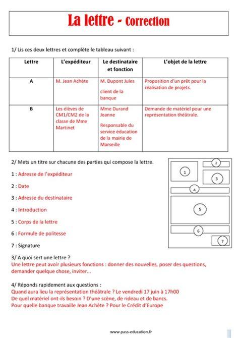 Exemple Lettre Administrative Cycle 3 Rapidement En 3 Lettres Interterrap2