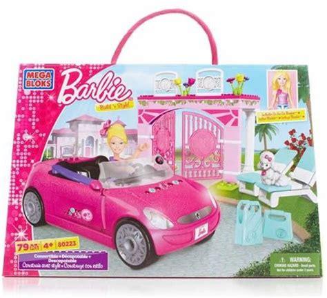 Barbie Auto Cabrio by Bol Mega Bloks Barbie Auto Cabrio Mega Brands