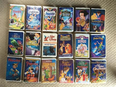 family dvd collection stratford pei 128 vhs for sale 95 54 of them are