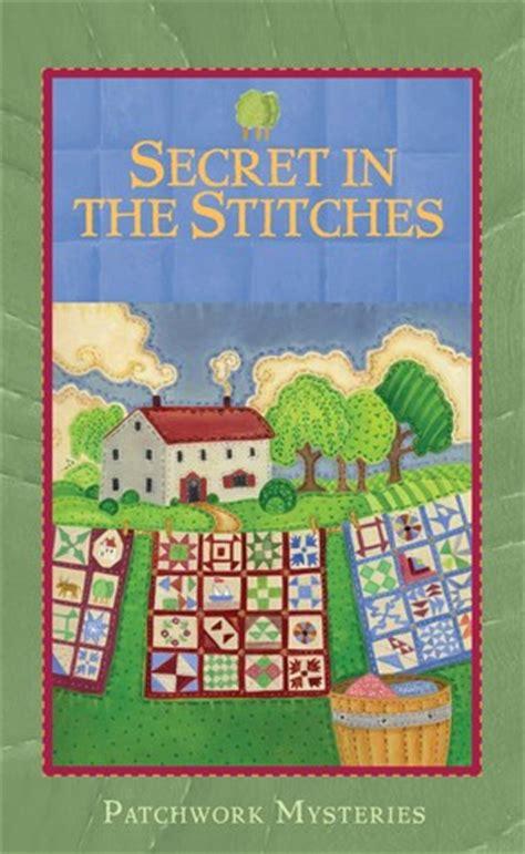 Patchwork Mysteries - patchwork mysteries shelf