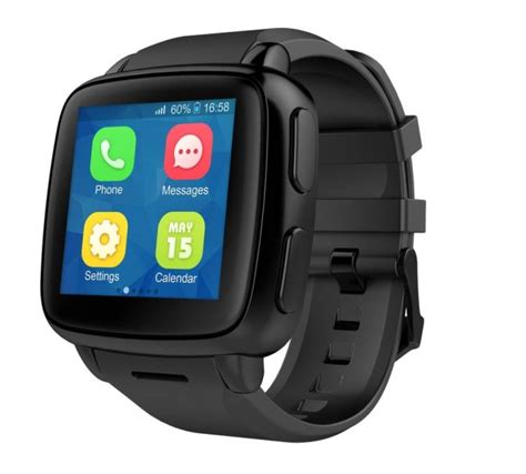 smartwatches for android omate truesmart truesmart i android powered smartwatches ubergizmo