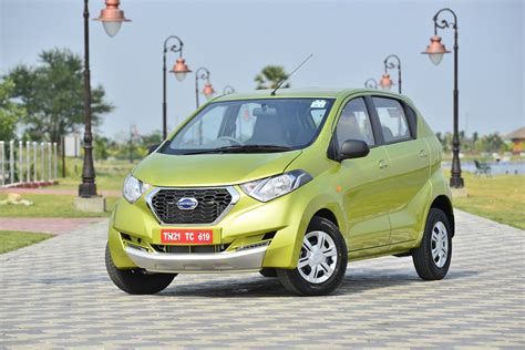 datsun redi go cross launched at inr 2 49 lakh