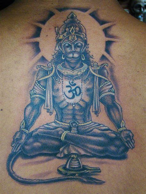 hanuman tattoo hanuman the monkey king tattoos at your age eonscom