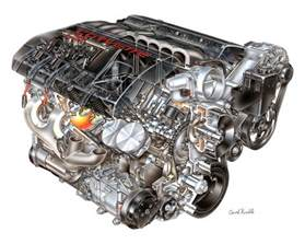 V8 Engine 187 Is There A Replacement For Displacement