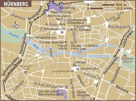 städtekarte deutschland n 252 rnberg stadt karte regionen bild deutschlandkarte