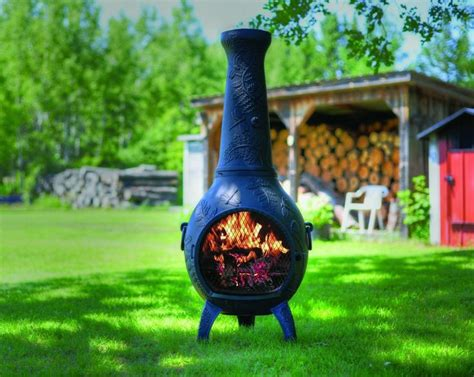 Best Chiminea Design 25 Best Images About Backyard Living On Gas