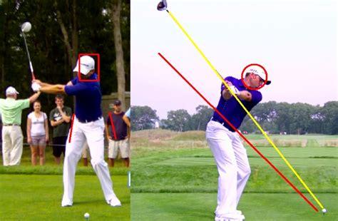 sergio garcia golf swing sergio garcia golf swing analsysis consistentgolf com