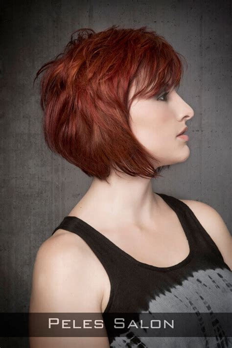 best salon to cut fine hair in ocean county nj the 37 most flattering bob hairstyles for round faces