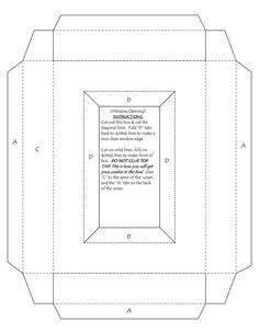 box greeting card template 1000 images about card box template on paper