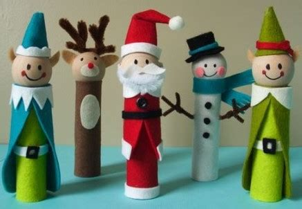 detalles navidenos caseros #1: kids-christmas-craft.jpg