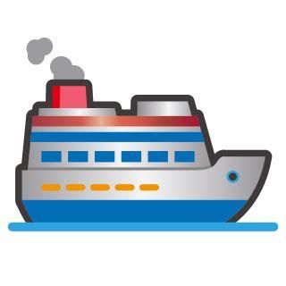 ferry boat emoji boat emoji
