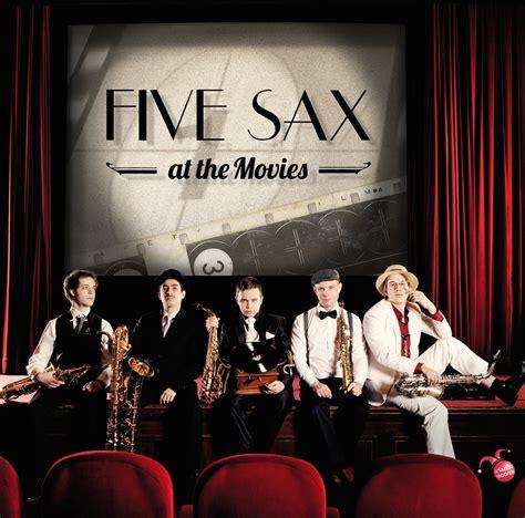 Orlando Records Five Sax At The Orlando Records